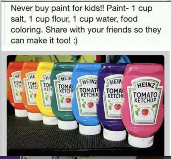 DIY Paint :)